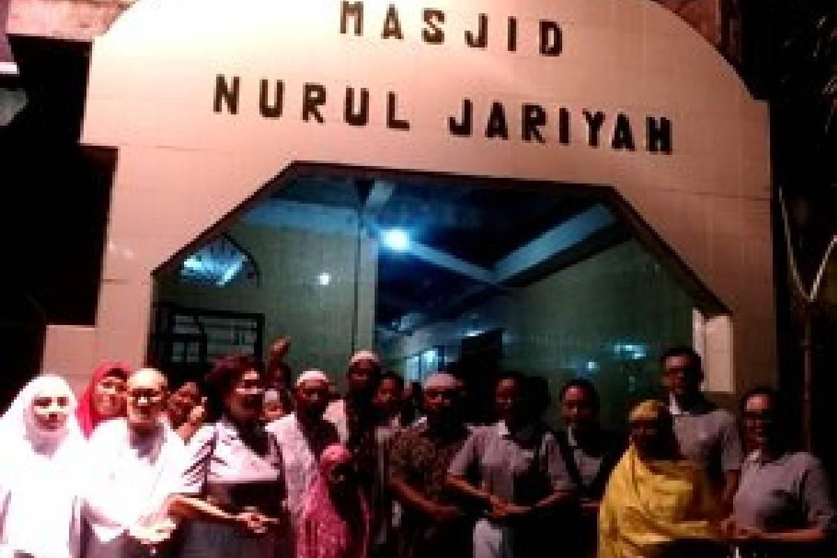 Buka Puasa Bersama di Masjid Nurul Jariyah Tikala Baru