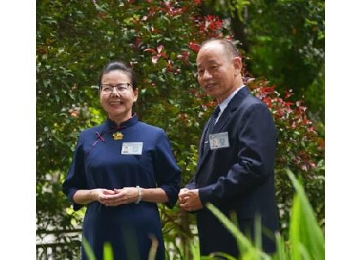 Alex Salim dan Ng Siu Tju: Relawan Tzu Chi Jakarta