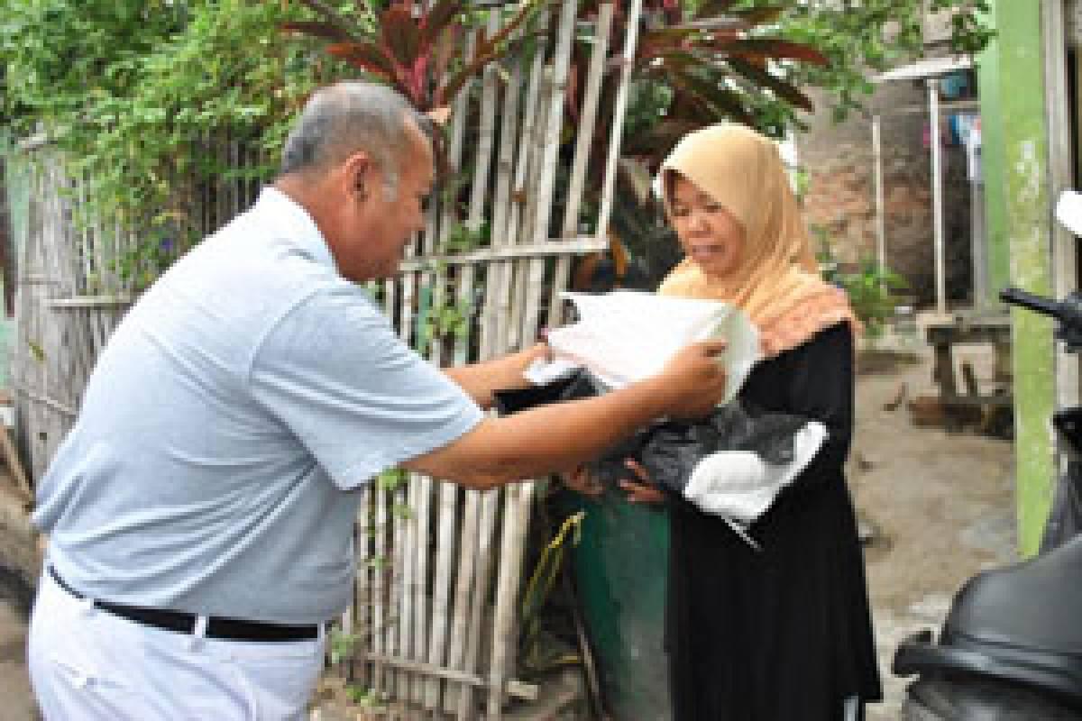 Merajut Kembali Silaturahmi dengan Warga Kampung Belakang