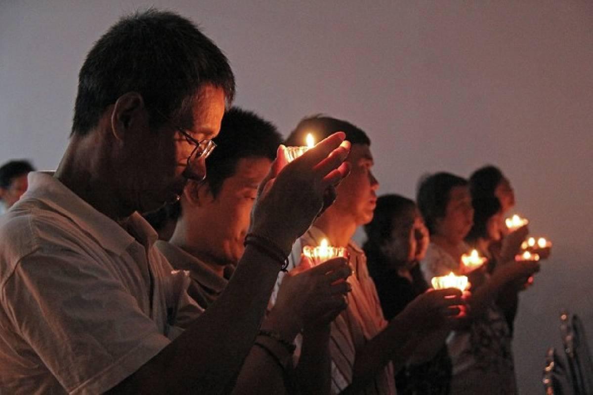 Berdoa Bersama di Bulan Yang Penuh Berkah