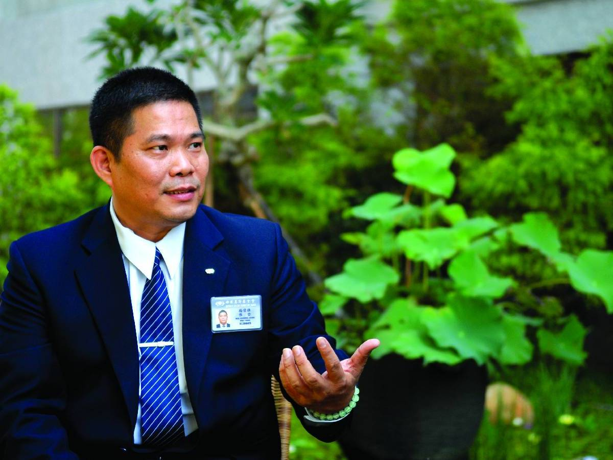 Wie Sioeng: Relawan Tzu Chi Jakarta
