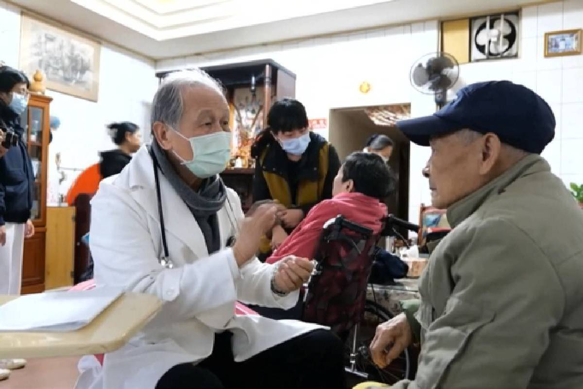 Ceramah Master Cheng Yen: Mengasihi Pasien dan Melindungi Bumi