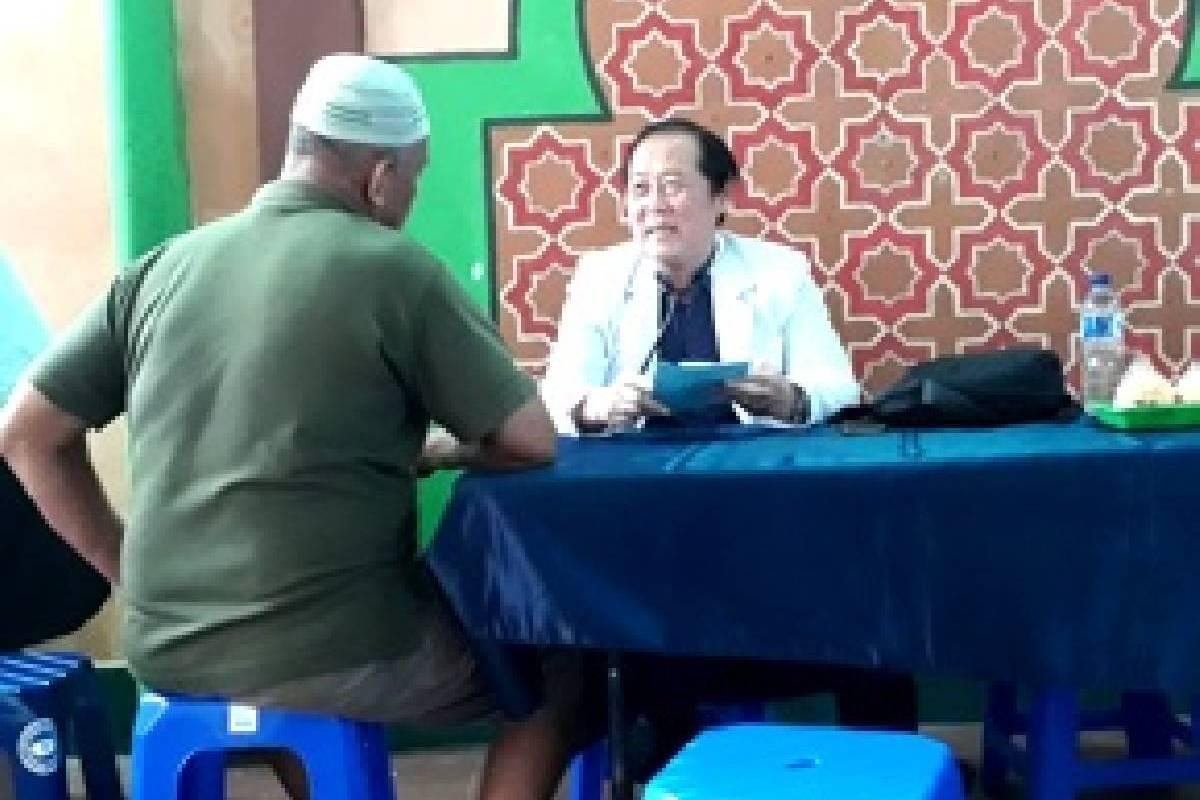 Baksos Degeneratif Tahap Ketiga di Tzu Chi Makassar