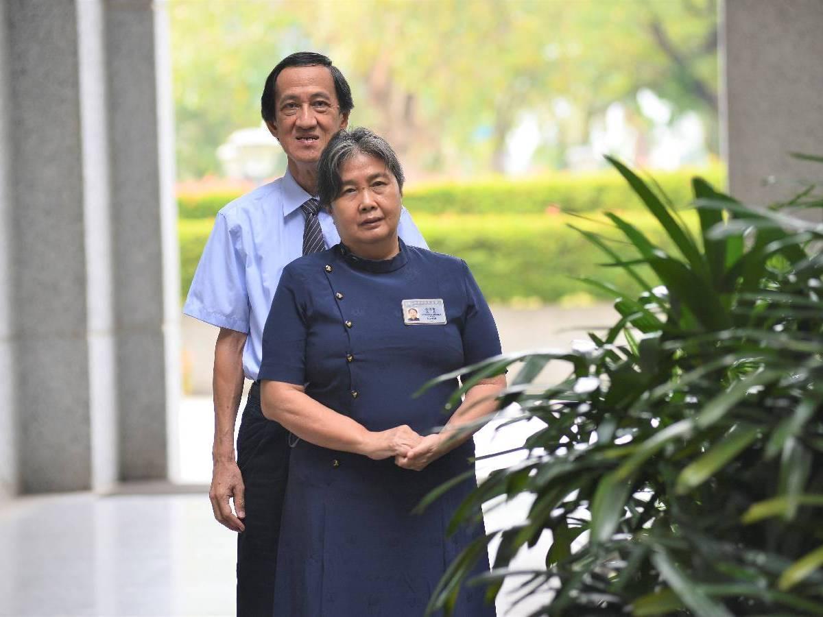 Dr Hengky Ardono & Dr Ruth O. Anggraeni: Relawan Tzu Chi Jakarta