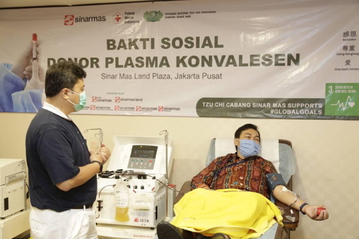 Sumbangsih Penyintas Covid-19 Melalui Donor Plasma Konvalesen