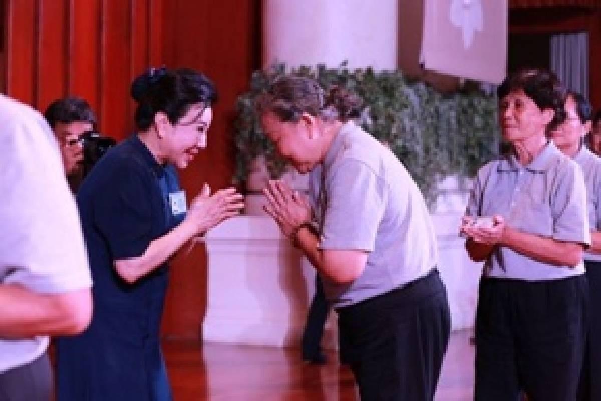 Apresiasi Sumbangsih Para Lao Pu Sa