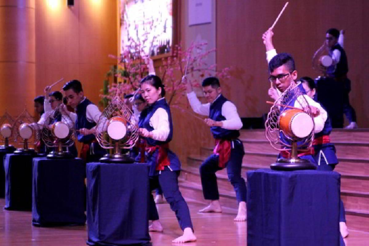 Pemberkahan Akhir Tahun Tzu Chi Batam
