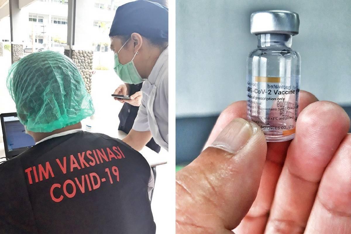 Vaksinasi Covid-19 Dimulai di RSCK Tzu Chi