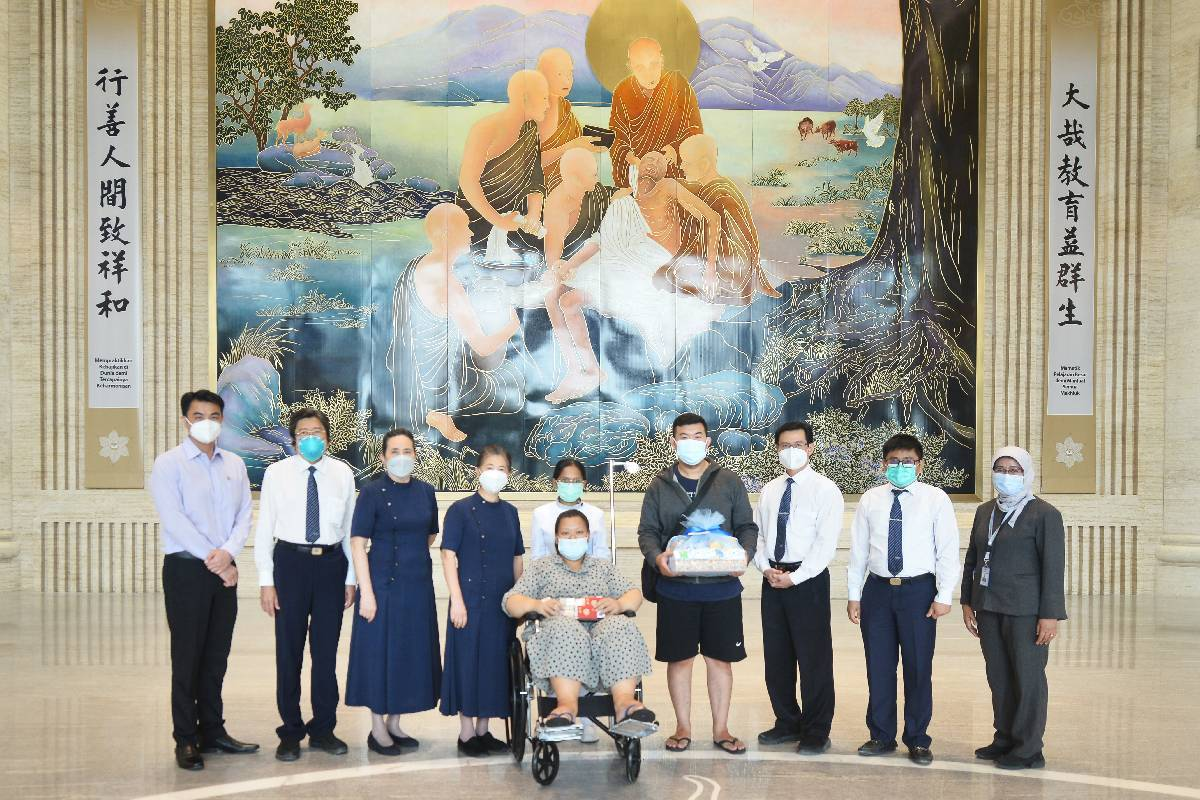 Sukacita Menyambut Bayi Pertama Tzu Chi Hospital