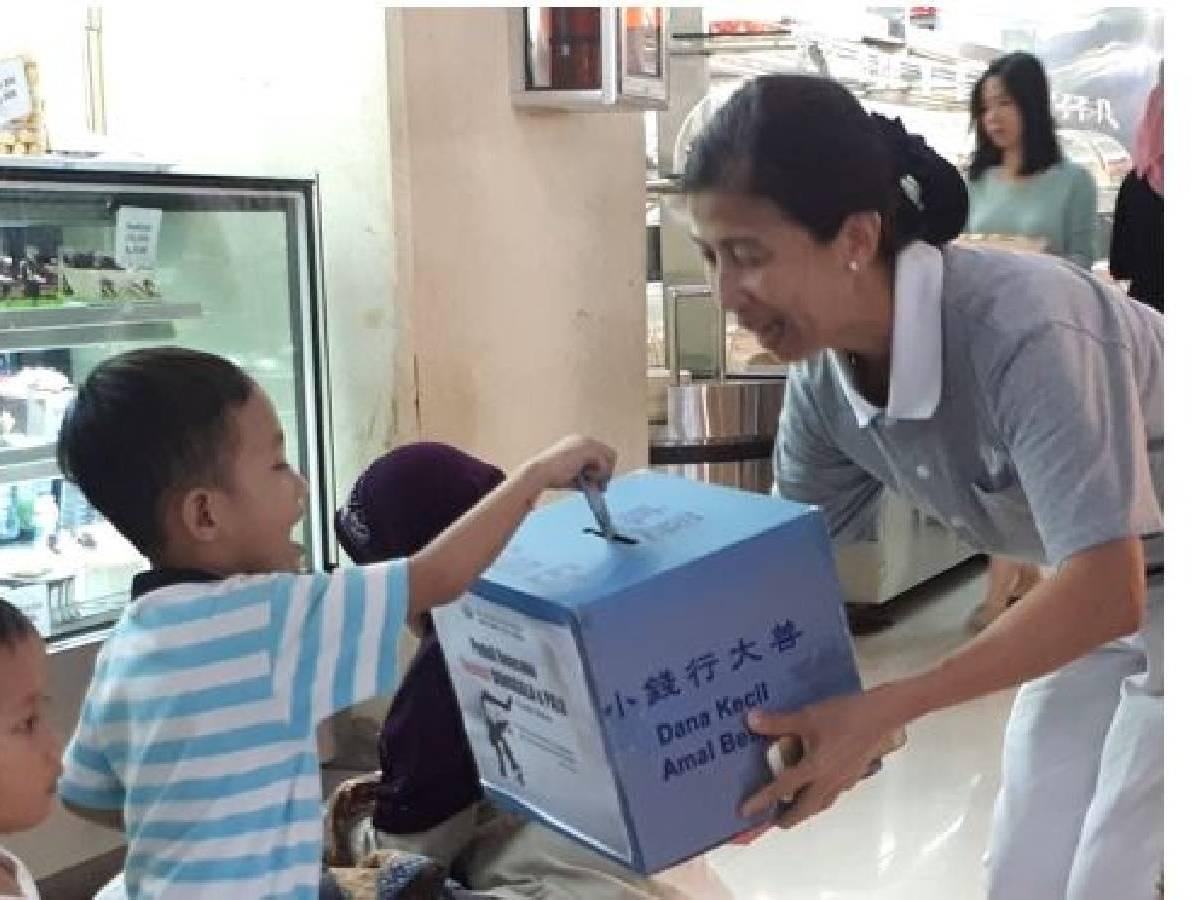 Jie Tju Foeng: Relawan Tzu Chi Jakarta