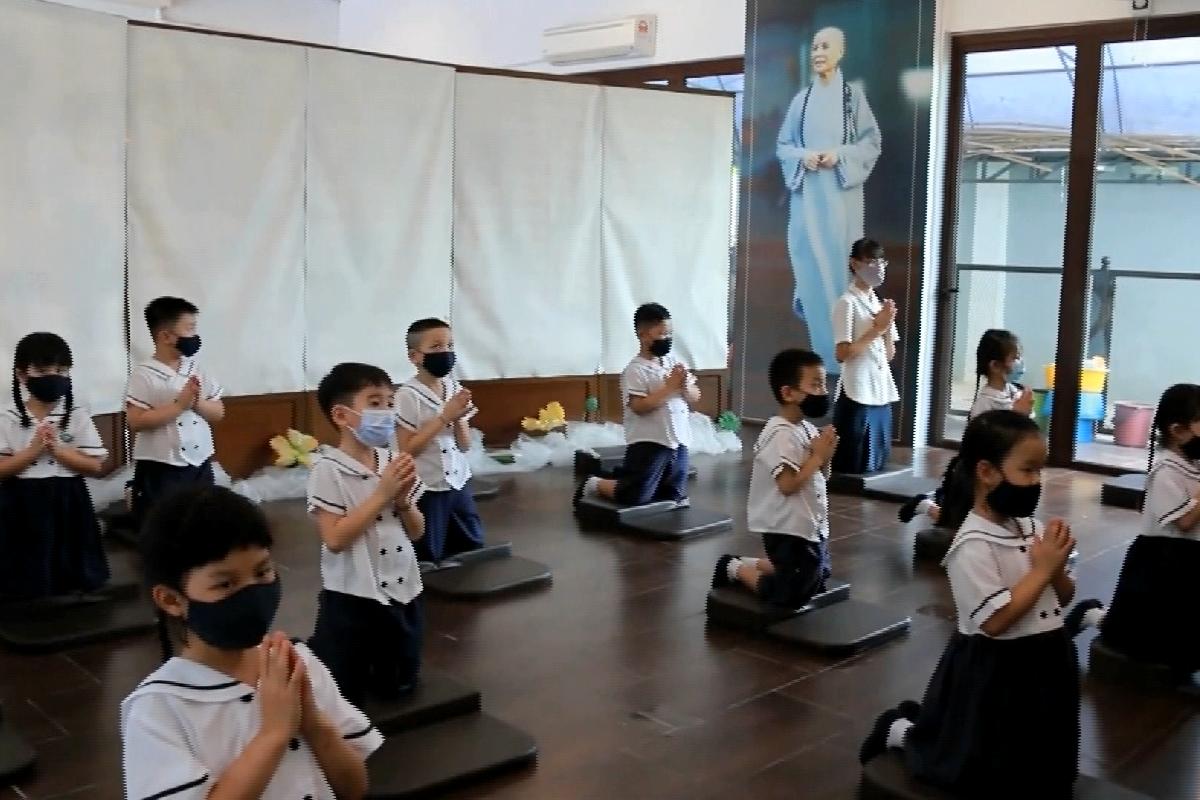 Ceramah Master Cheng Yen: Bertindak Bijaksana untuk Mengakhiri Pandemi