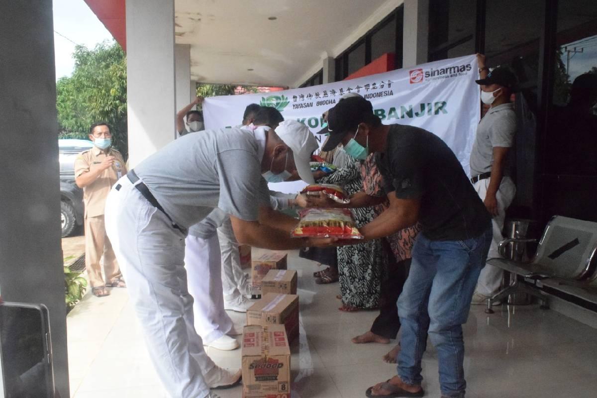 Peduli Korban Terdampak Banjir di Kalimantan Selatan