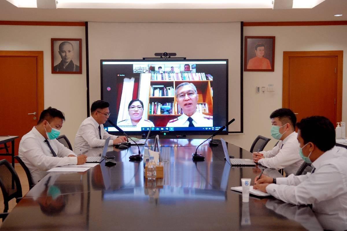 Kolaborasi Tzu Chi dan Bala Keselamatan