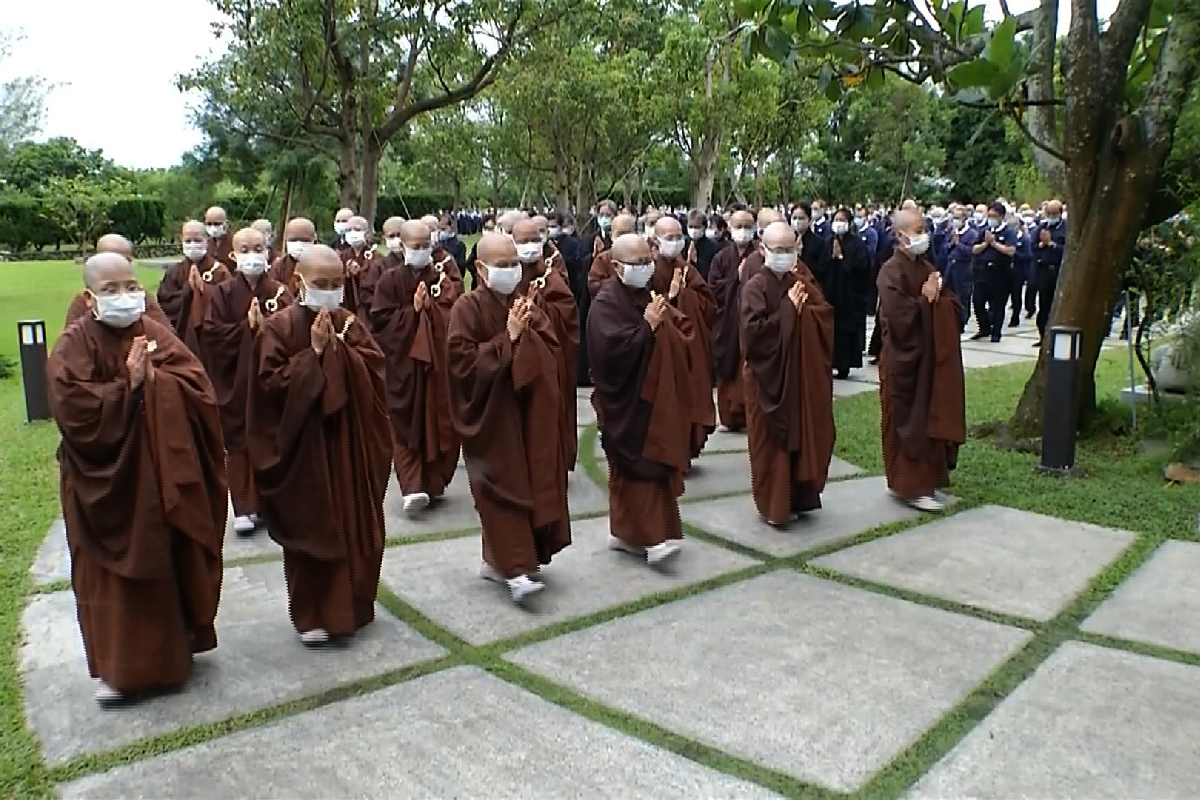 Ceramah Master Cheng Yen: Membentangkan dan Menapaki Jalan Bodhisatwa hingga Selamanya