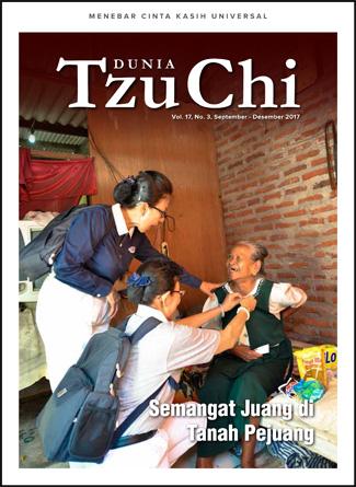 Majalah Dunia Tzu Chi September - Desember 2017