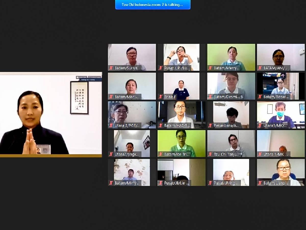 Berkumpul dan Berlatih dalam Jaringan