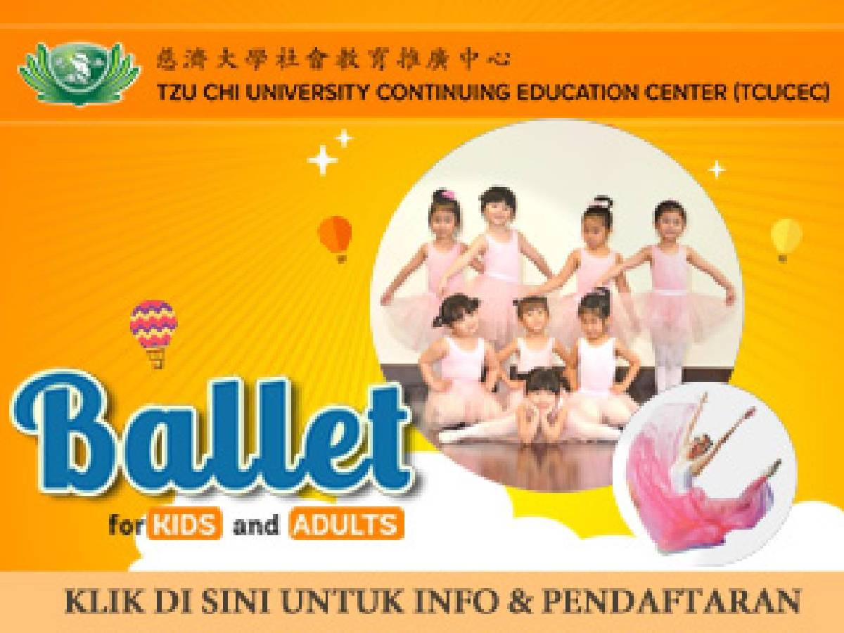 Ballet for Kids and Adults