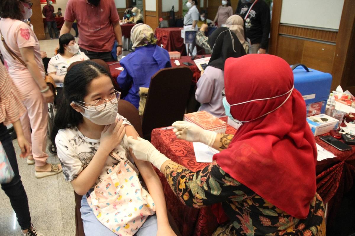 Semangat Para Relawan Tzu Chi Makassar Menyukseskan Makassar Recover