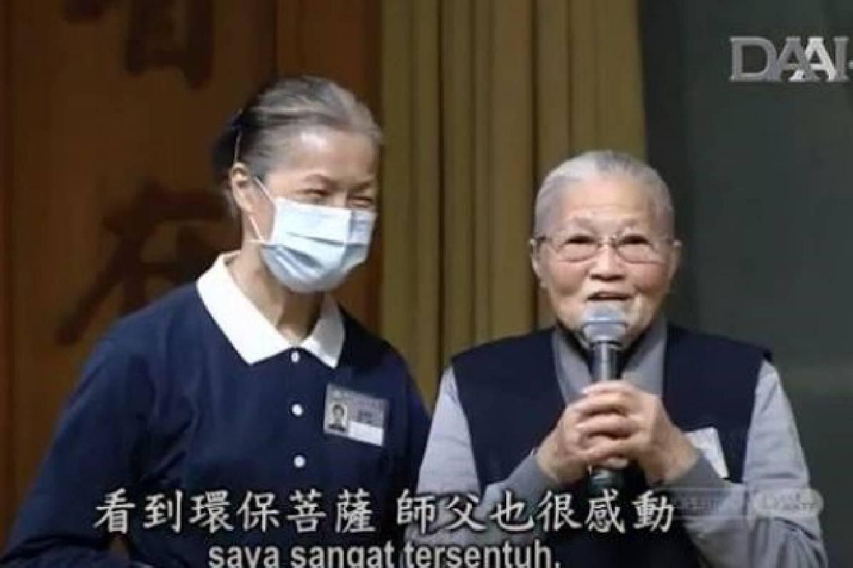 Ceramah Master Cheng Yen: Mewariskan Kebajikan dan Menjalin Jodoh Baik