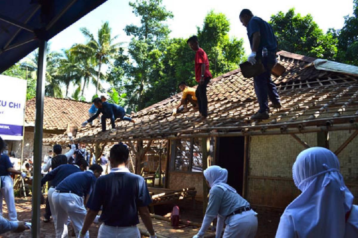 Rumah Baru untuk Warga Jagabita