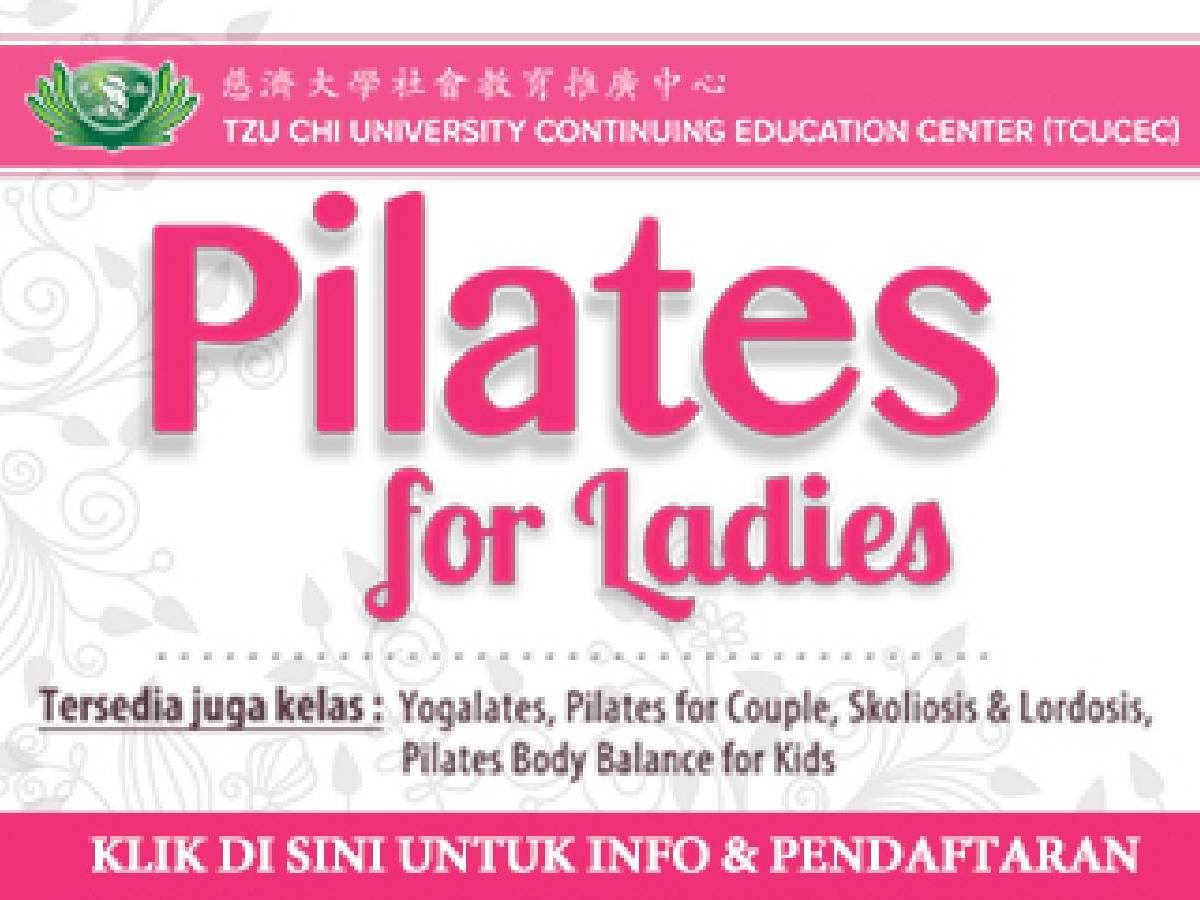 Kelas Pilates for Ladies