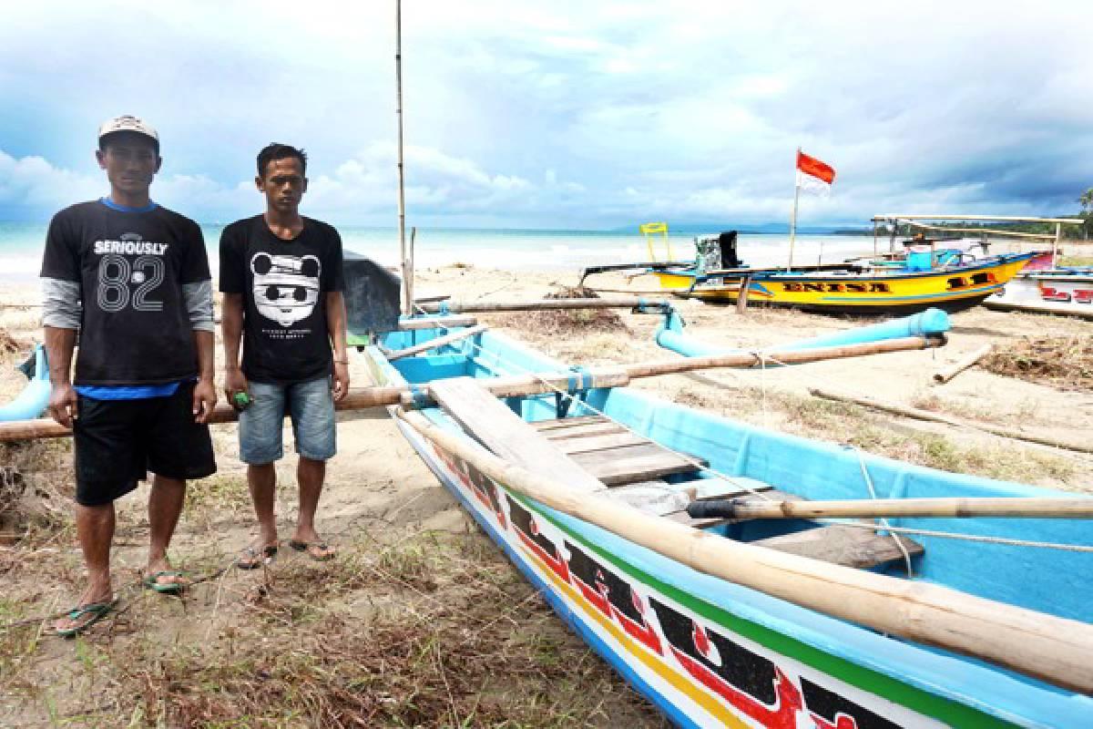 Kebahagiaan yang Menular Saat Menyalurkan Bantuan Bagi Warga Korban Tsunami
