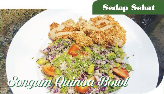 Songum Quinoa Bowl
