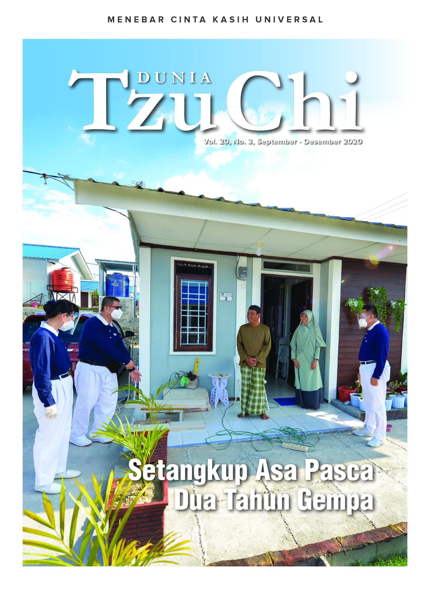 Majalah Dunia Tzu Chi September-Desember 2020