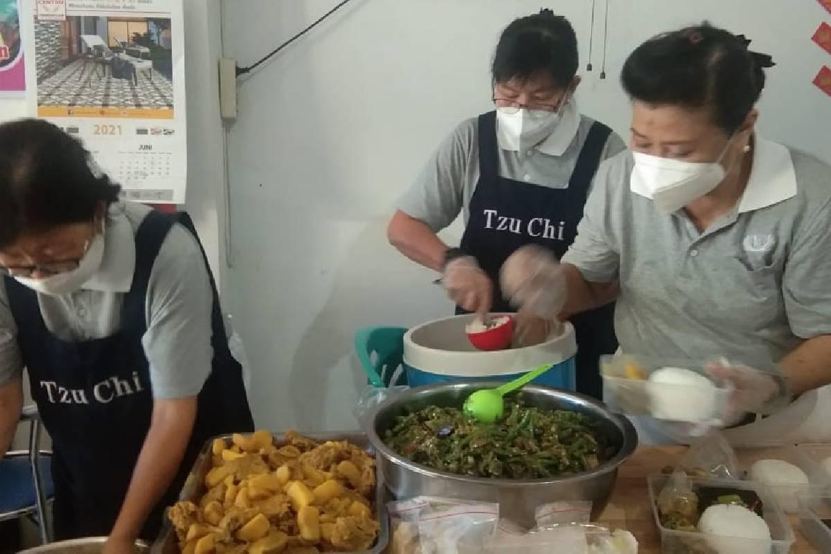 Terus Mengenalkan Pola Makan Vegetarian kepada Masyarakat Luas