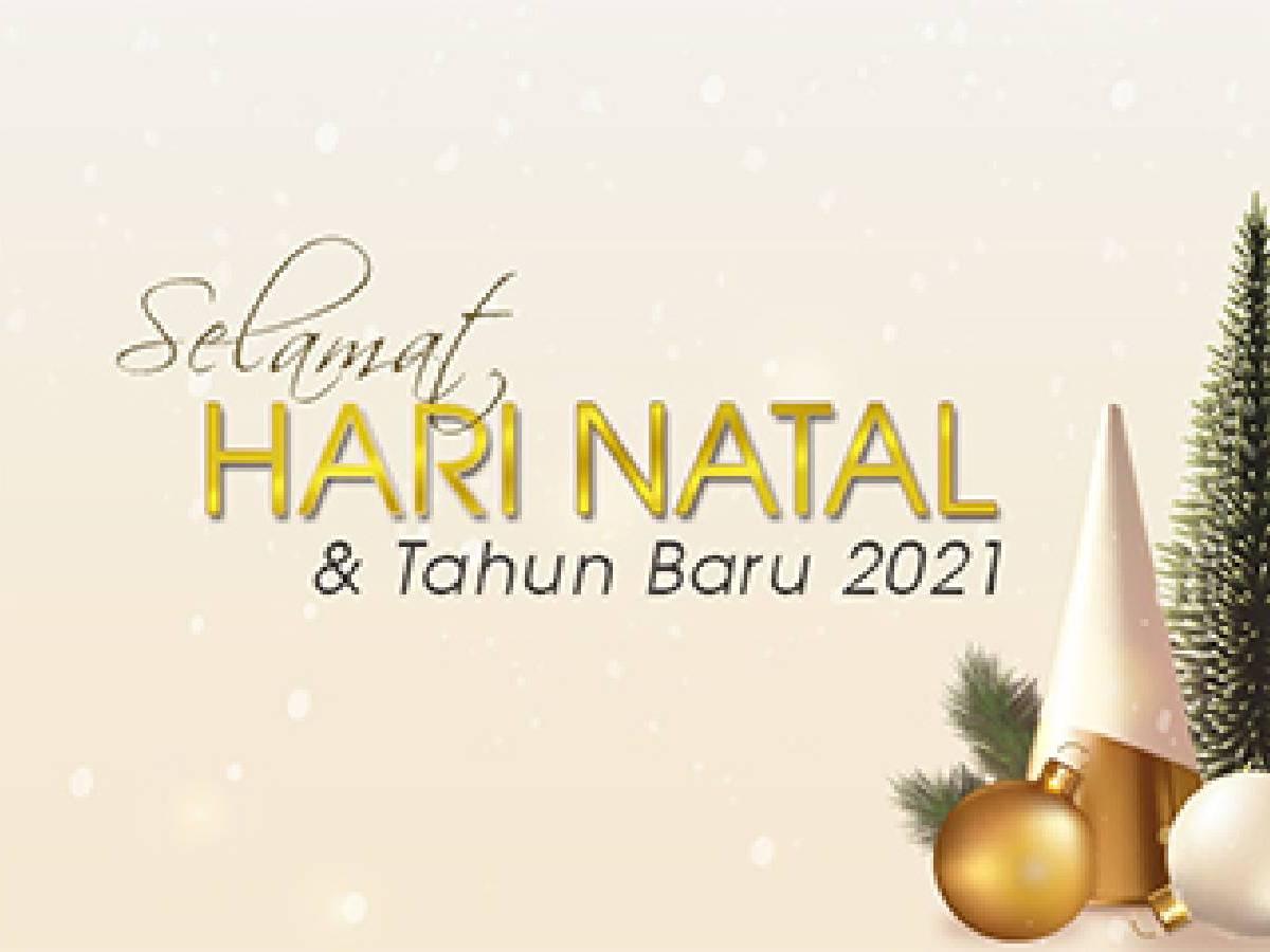 Hari Natal dan Tahun Baru 2021