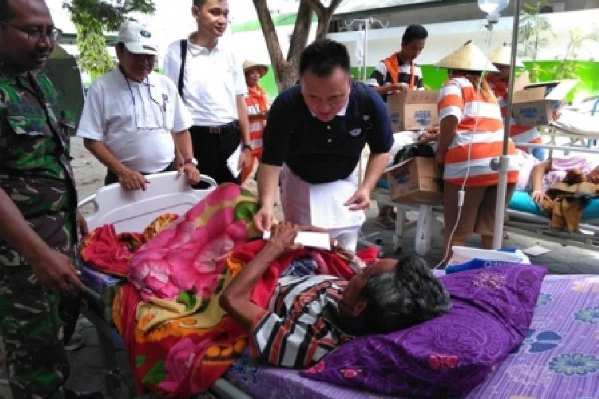 Gempa Palu dan Lombok: Bantuan Bagi Korban Gempa di Palu dan Lombok