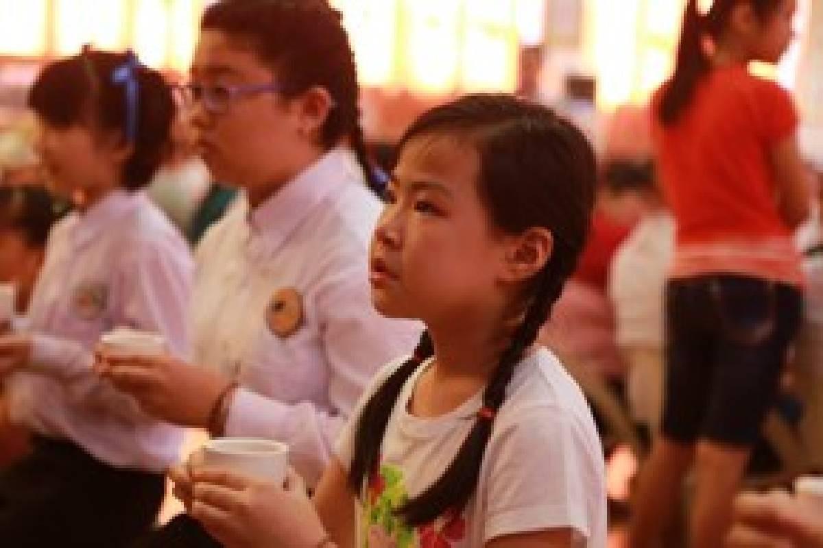 Vegetarian Food Festival Sambut Bulan Tujuh Penuh Berkah