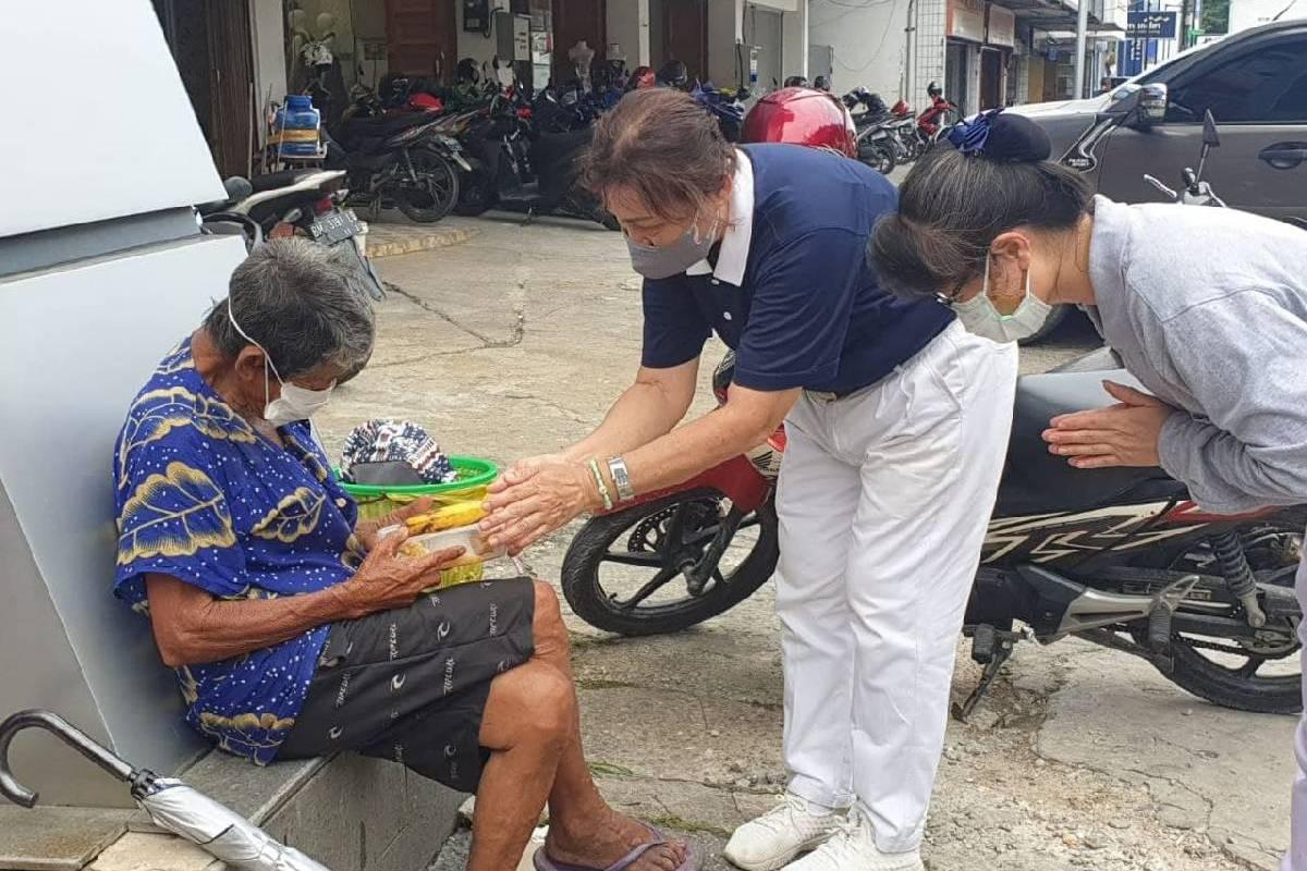 Tzu Chi Peduli, Tzu Chi Berbagi di Pekanbaru