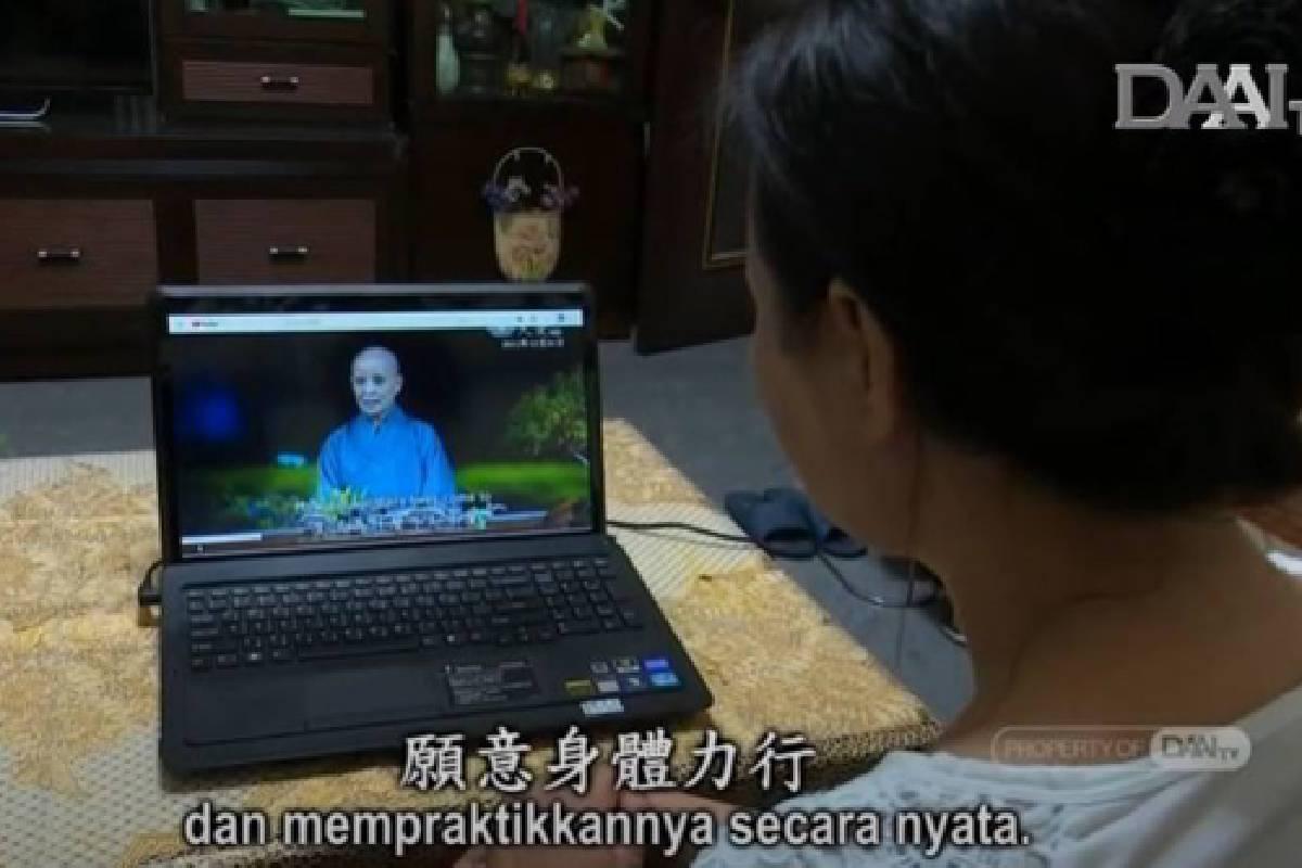 Ceramah Master Cheng Yen: Bersama-sama Menyelami Jalan Kebenaran Sesuai Sutra Teratai