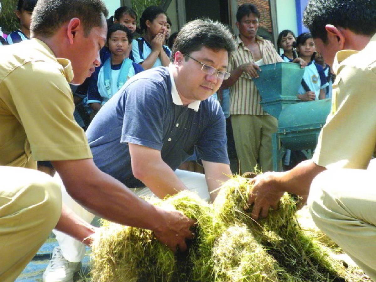 Relawan Tzu Chi Sinar Mas: Tawang Sotya Djati