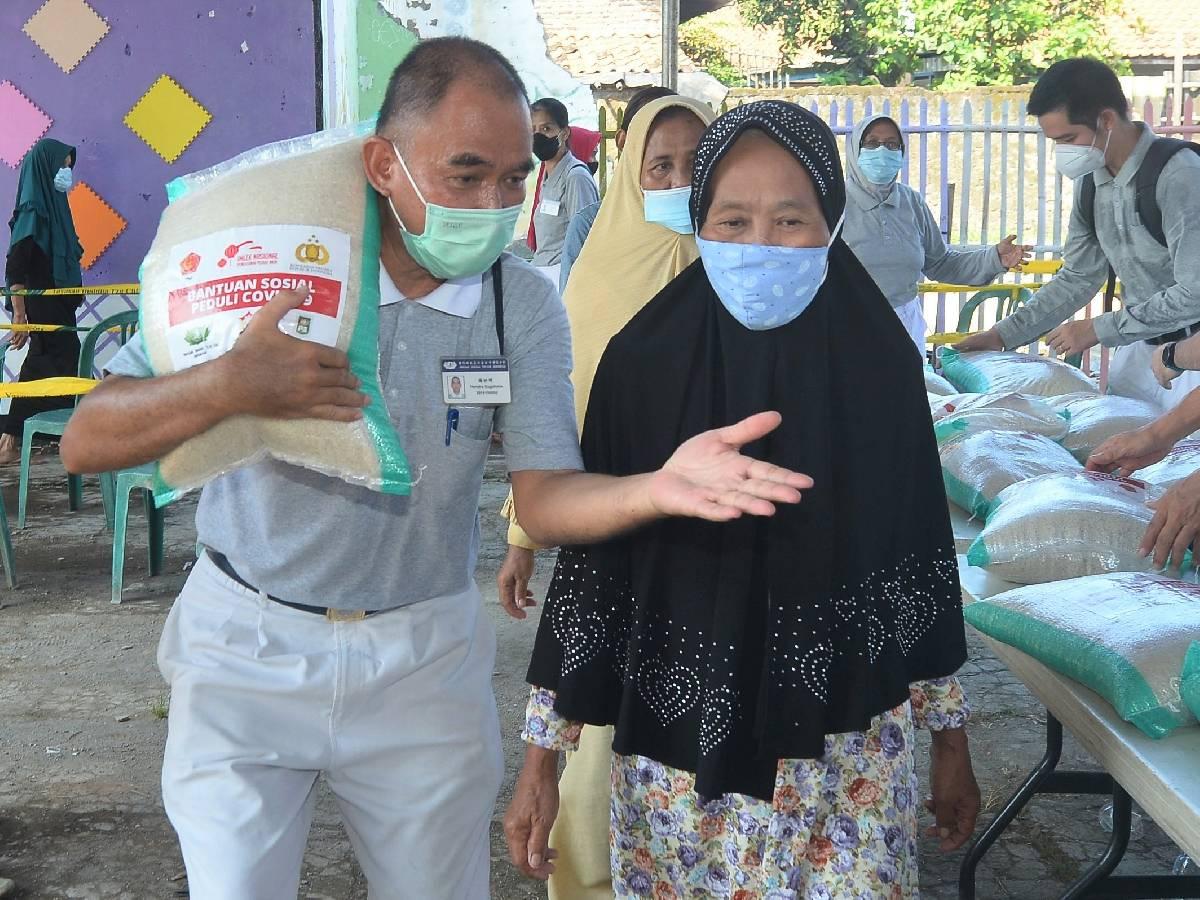 Hendra Sugalimin: Relawan Tzu Chi Jakarta