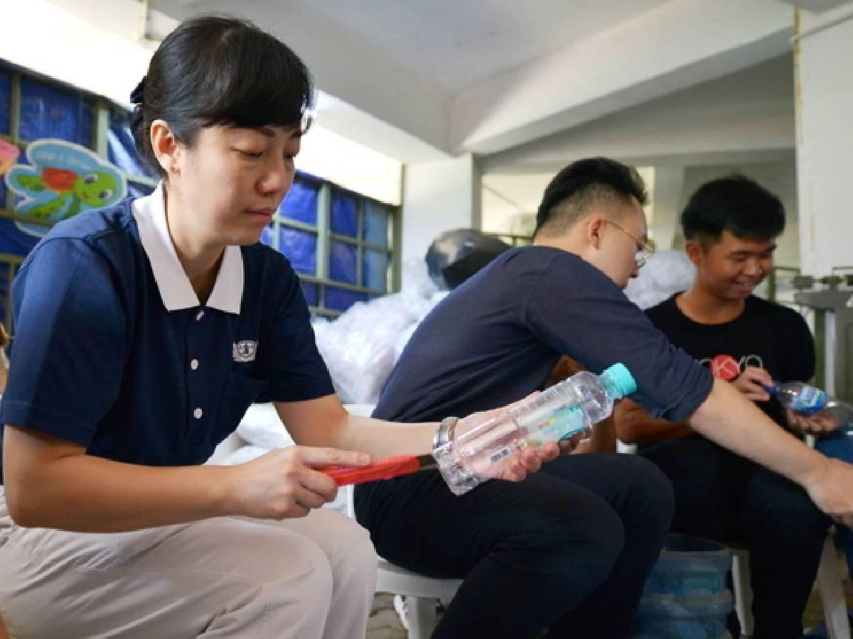 Lauw Diana Yanti: Relawan Tzu Chi Jakarta