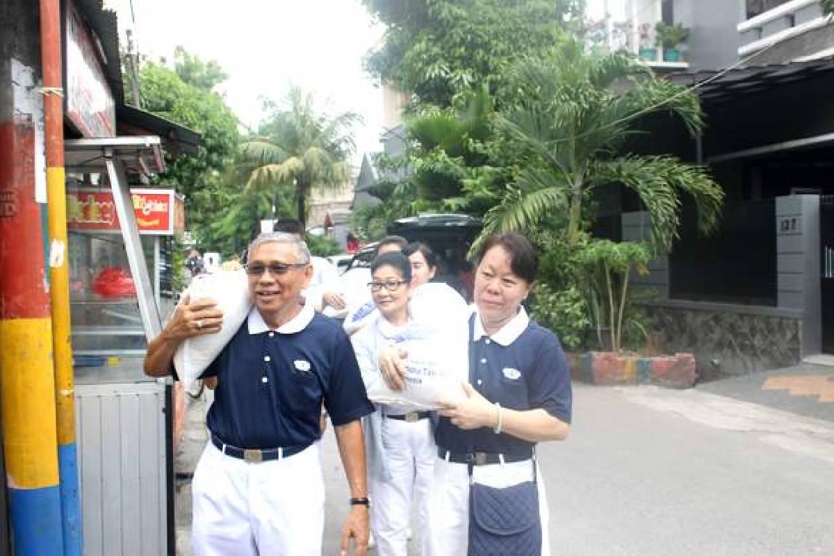 Jalinan Kasih Penuh Suka Cita di Tanjung Priok