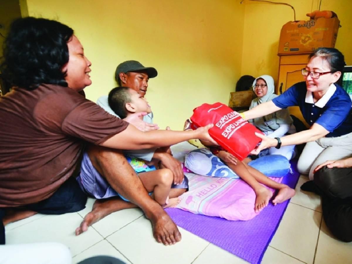 Rita Malia Widjaja: Relawan Tzu Chi Tangerang