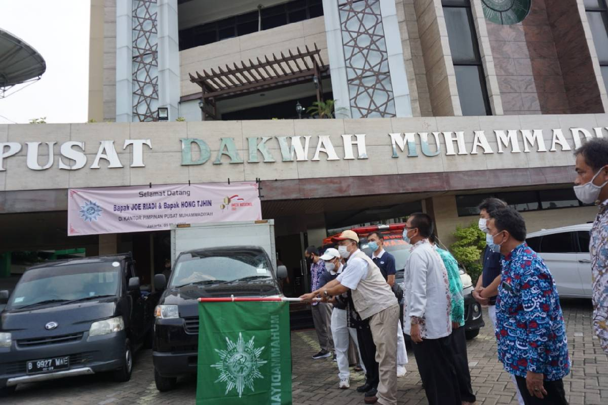 Cerminan Bagaimana Rakyat Indonesia Hidup Bergotong-royong