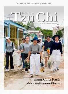 Majalah Dunia Tzu Chi Januari - April 2017