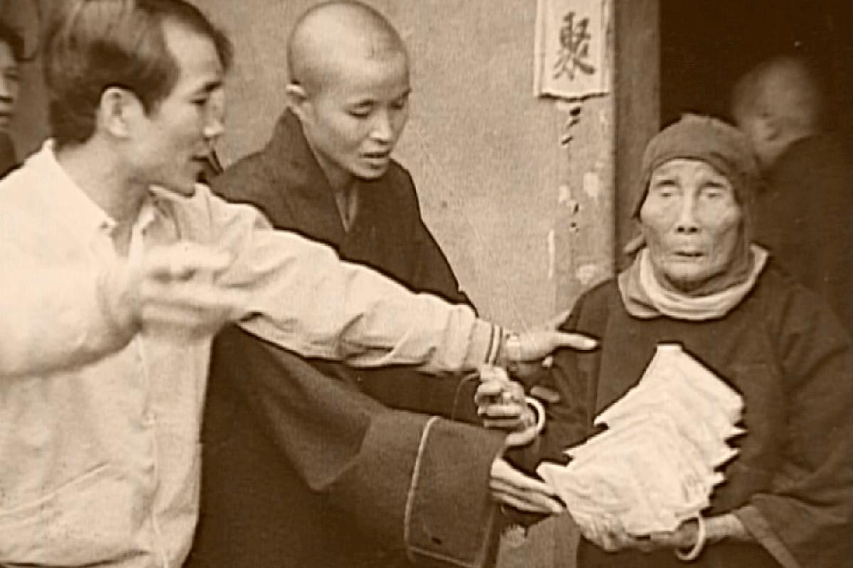Ceramah Master Cheng Yen: Menjaga Tekad dan Mempraktikkan Ajaran