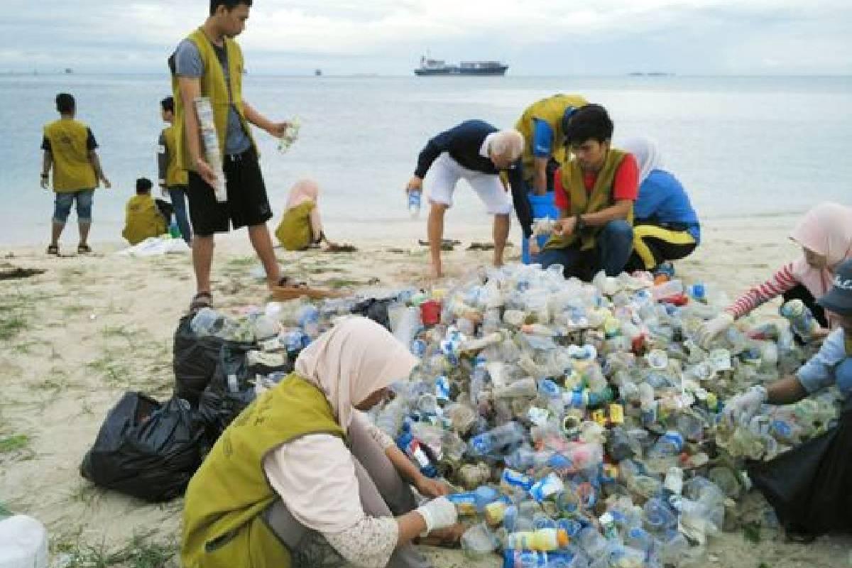 Pelestarian Lingkungan di Pulau Gusung