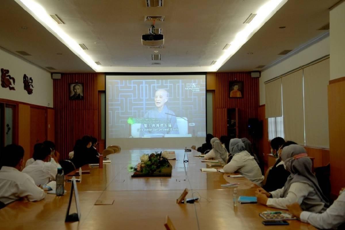Semangat Bergabung di Tzu Chi Hospital