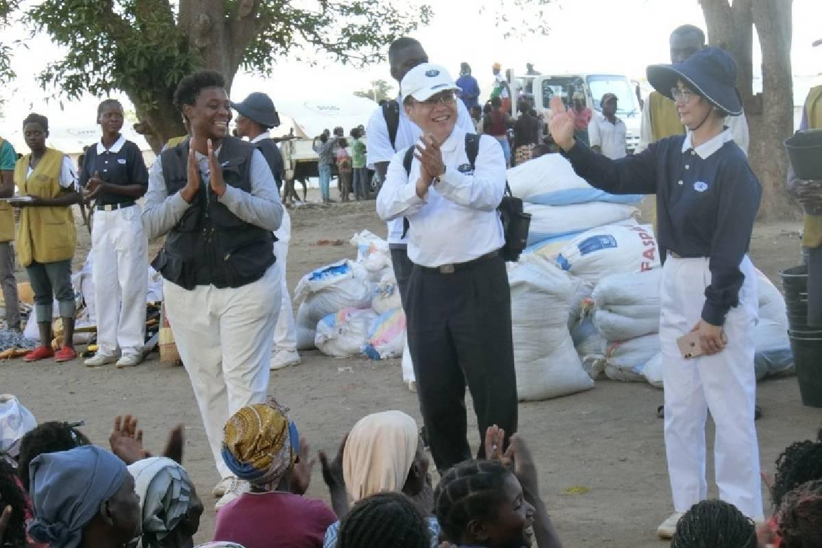Berita Internasional: Cinta Kasih Lintas Benua untuk Afrika