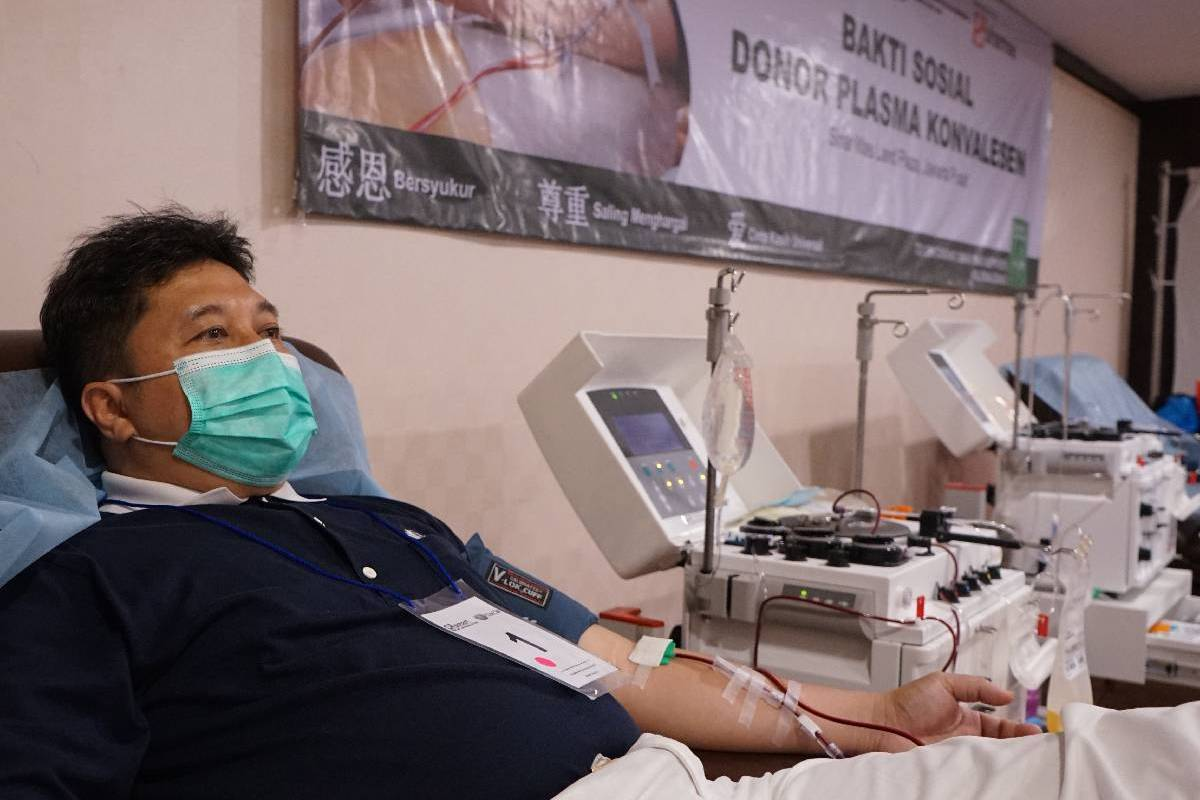 Bersumbangsih di Tengah Pandemi Melalui Donor Darah dan Donor Plasma Konvalesen