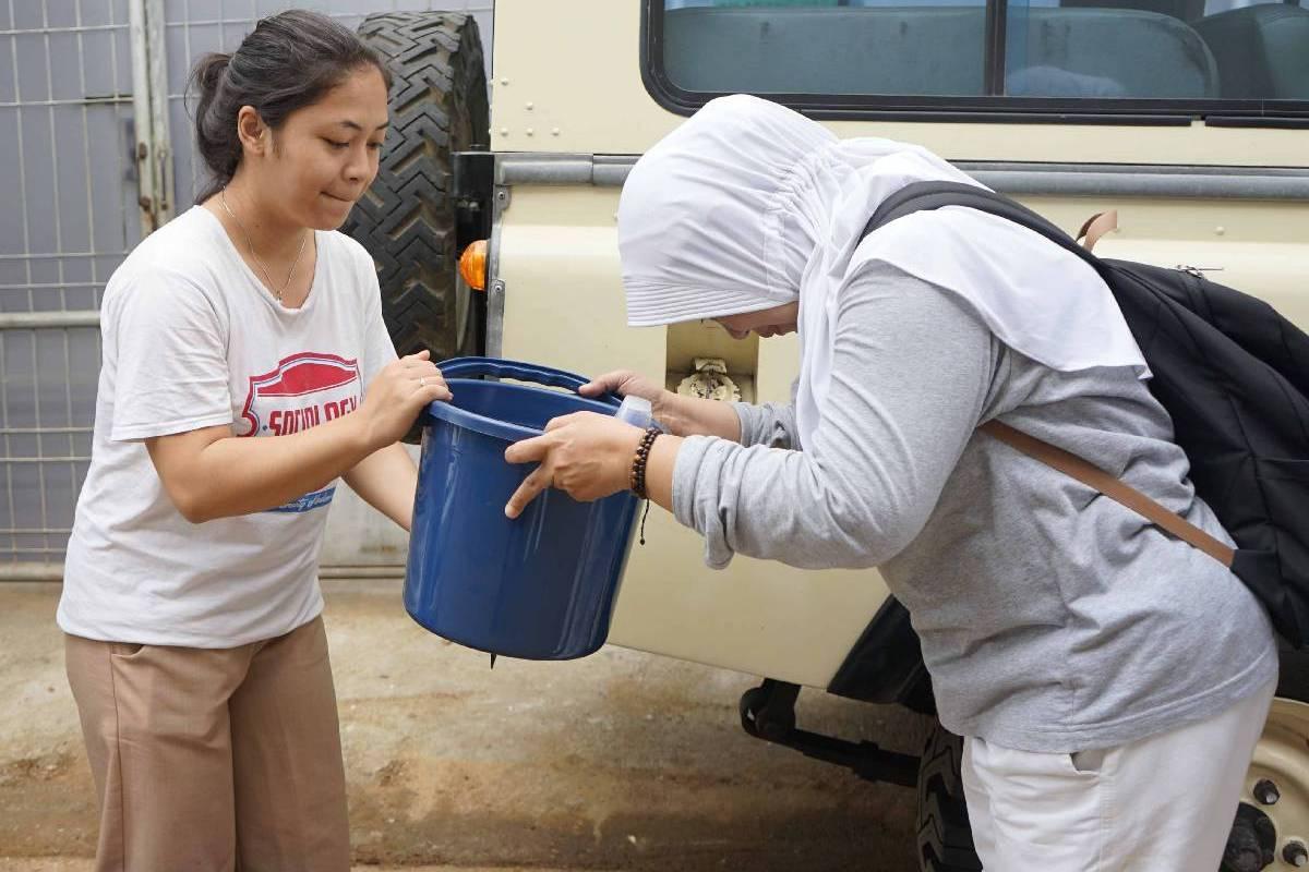 Banjir 2020: Rasa Sebagai Satu Keluarga