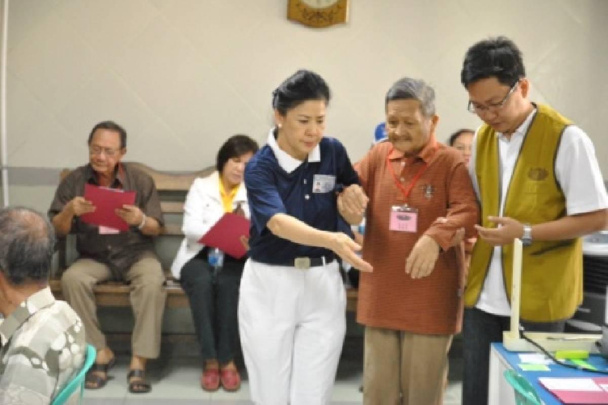 Menguatkan akar Tzu Chi di Manado
