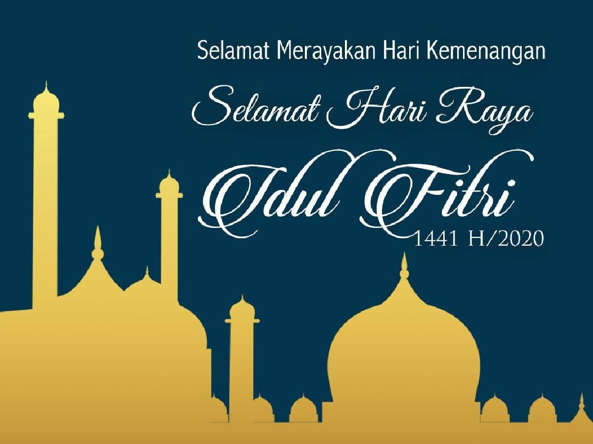 Hari Raya Idul Fitri 1441/2020