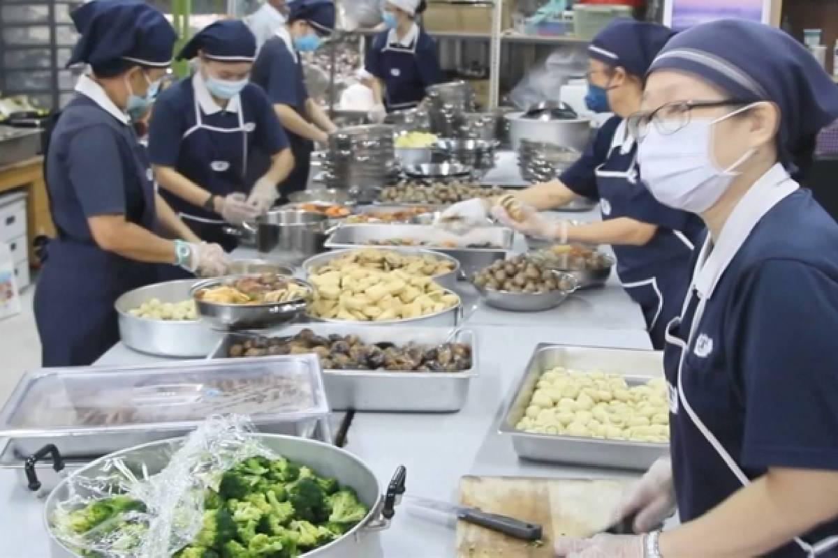 Ceramah Master Cheng Yen: Menyosialisasikan Vegetarisme dan Melestarikan Lingkungan dengan Cinta Kasih
